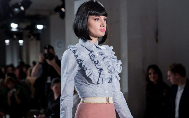 Lena-Hoschek-Dollhouse-rosa-blau-Model-Styling-Look-Herbst-Winter