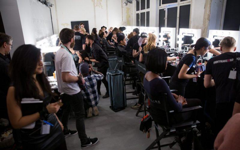 Lena-Hoschek-Fashionweek-Berlin-Model-Styling-MakeUp
