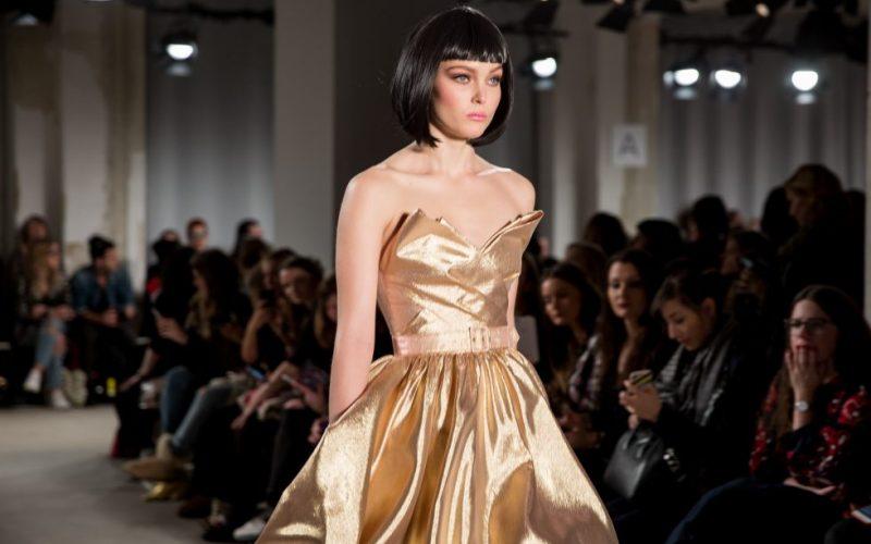 Lena Hoschek Runway Look Dollhouse Kollektion