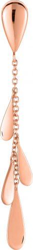 Rosé vergoldeter Ohrhänger von Dorotheum Juwelier